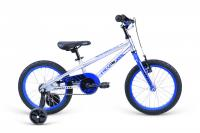 "Велосипед 16"" APOLLO NEO boys 2019 (one size, синий/чёрный)"
