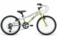 "Велосипед 20"" APOLLO NEO 6s boys 2019 (one size, лайм/черный)"