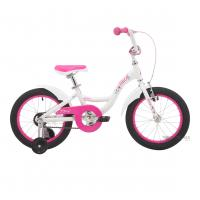"Велосипед 16"" Pride ALICE 2019 (one size, белый)"