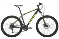 "Велосипед 27,5"" Pride REBEL 7.2 2018 (L, хаки/лайм)"